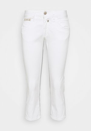 TOUCH POWERSTRETCH - Trousers - white