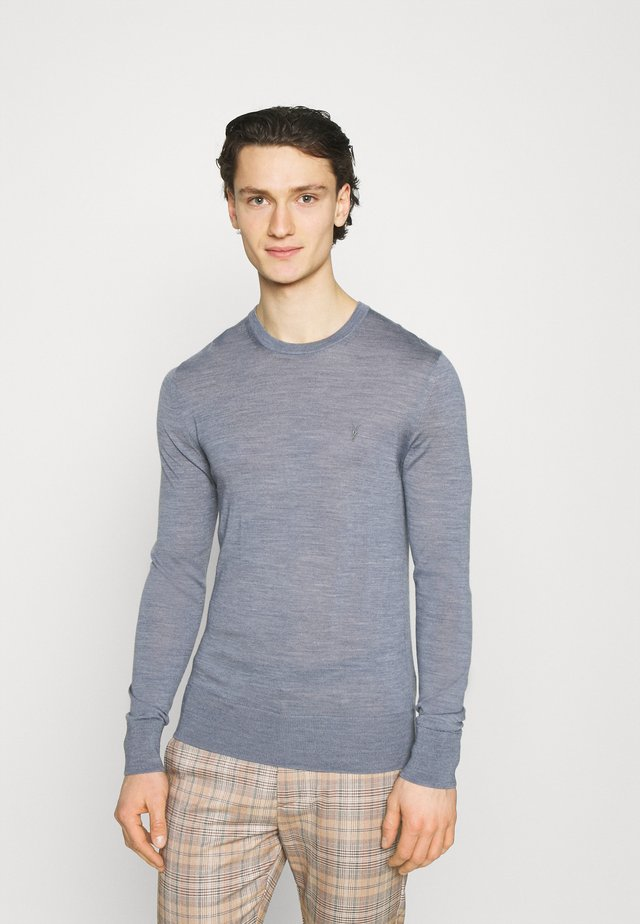 MODE CREW - Maglione - twilight blue marl