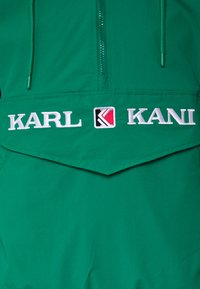 Karl Kani - UNISEX RETRO BLOCK  - Windbreaker - turquoise - 3