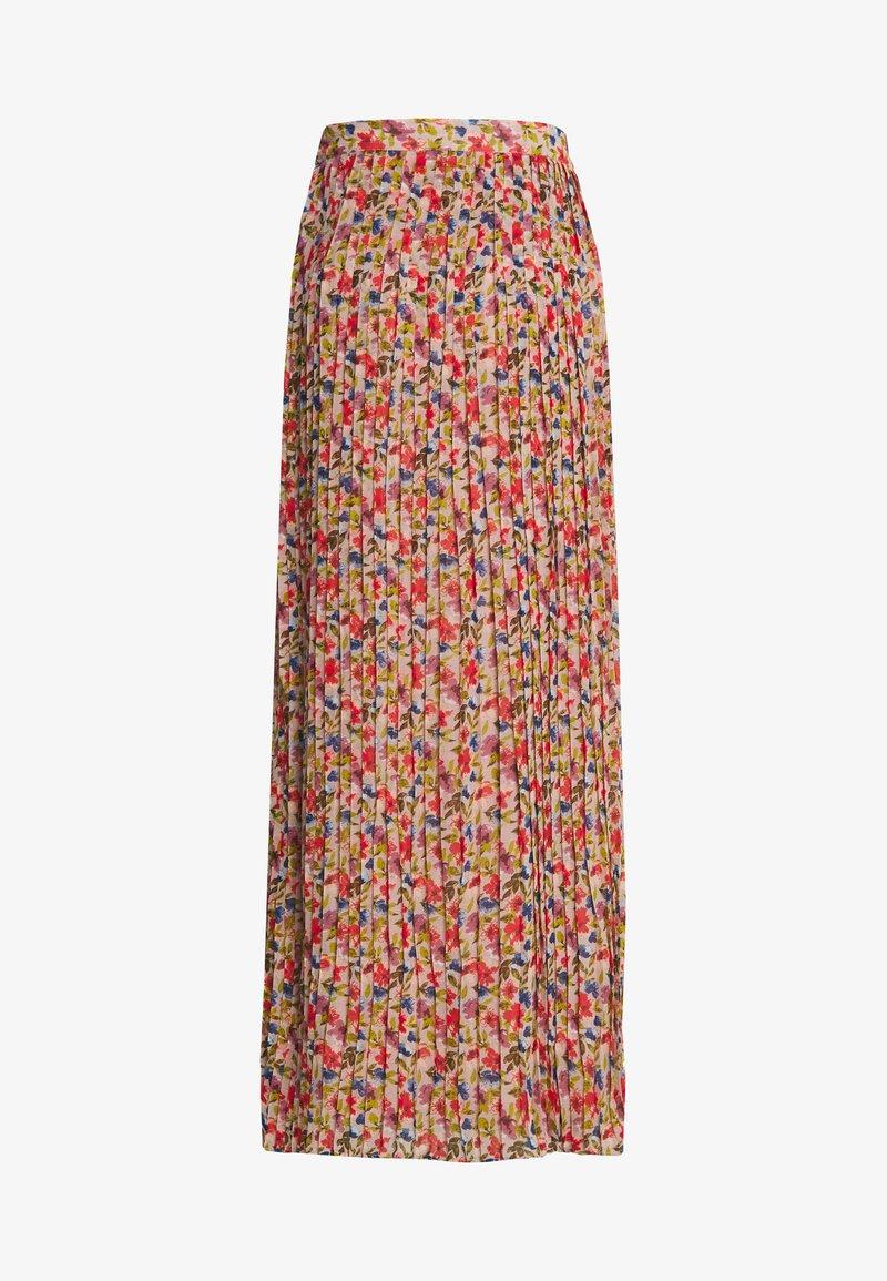 Vila - VIANA SKIRT - Maxi skirt - pale mauve