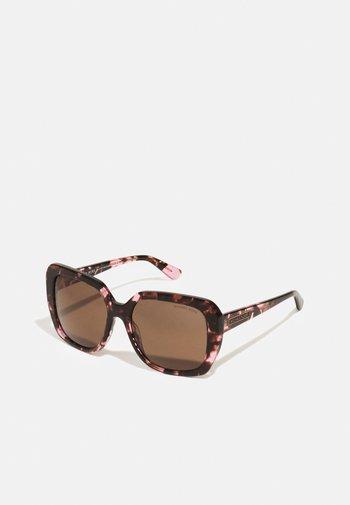 Solglasögon - pink tort
