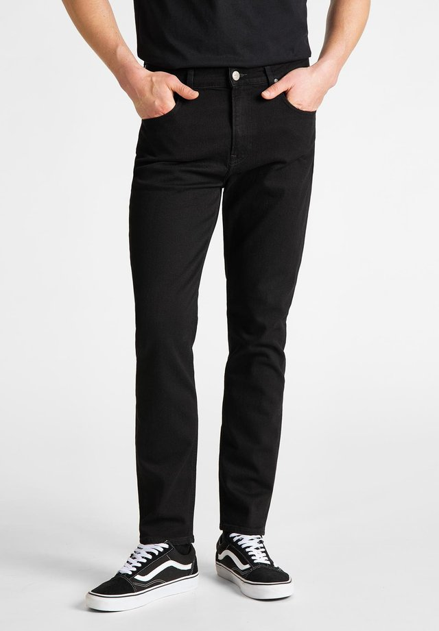 AUSTIN - Jeans Tapered Fit - clean black