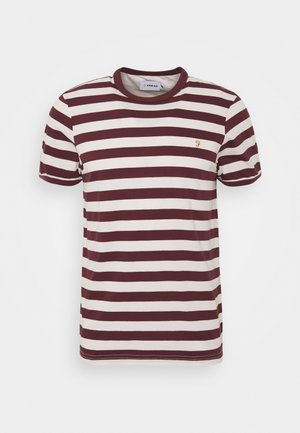 BELGROVE  - T-shirt imprimé - red