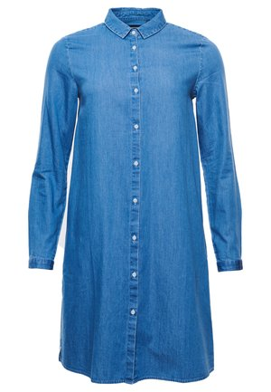 Denim dress - chambray blue