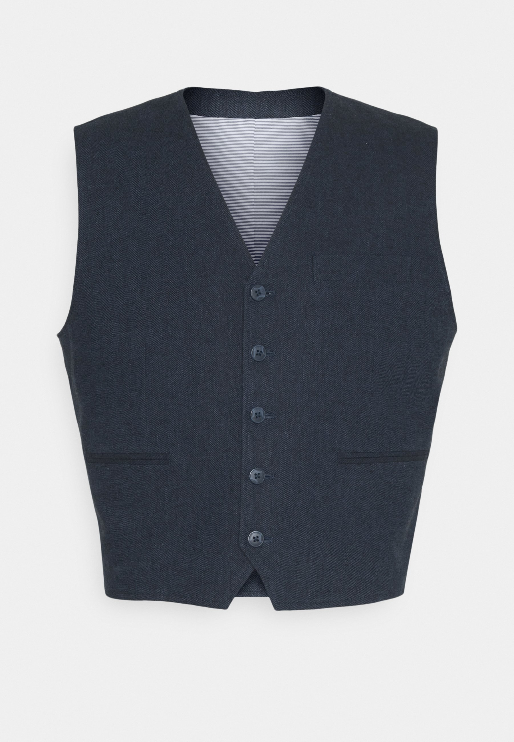 Men JPRRAY WAISTCOAT - Suit waistcoat