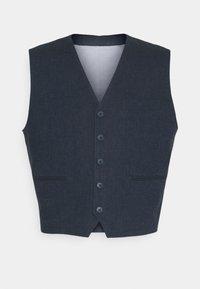 Jack & Jones PREMIUM - JPRRAY WAISTCOAT - Suit waistcoat - navy blazer - 0
