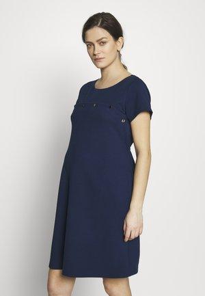 SINIKKA - Žerzejové šaty - bleu