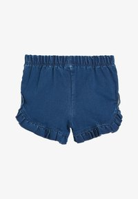 Next - INDIGO DENIM SHORTS (3MTHS-7YRS) - Džínové kraťasy - blue
