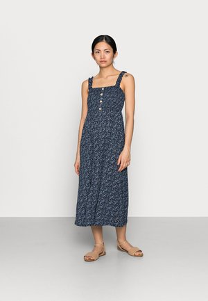 ONLPELLA DRESS  - Kjole - night sky/route ditsy