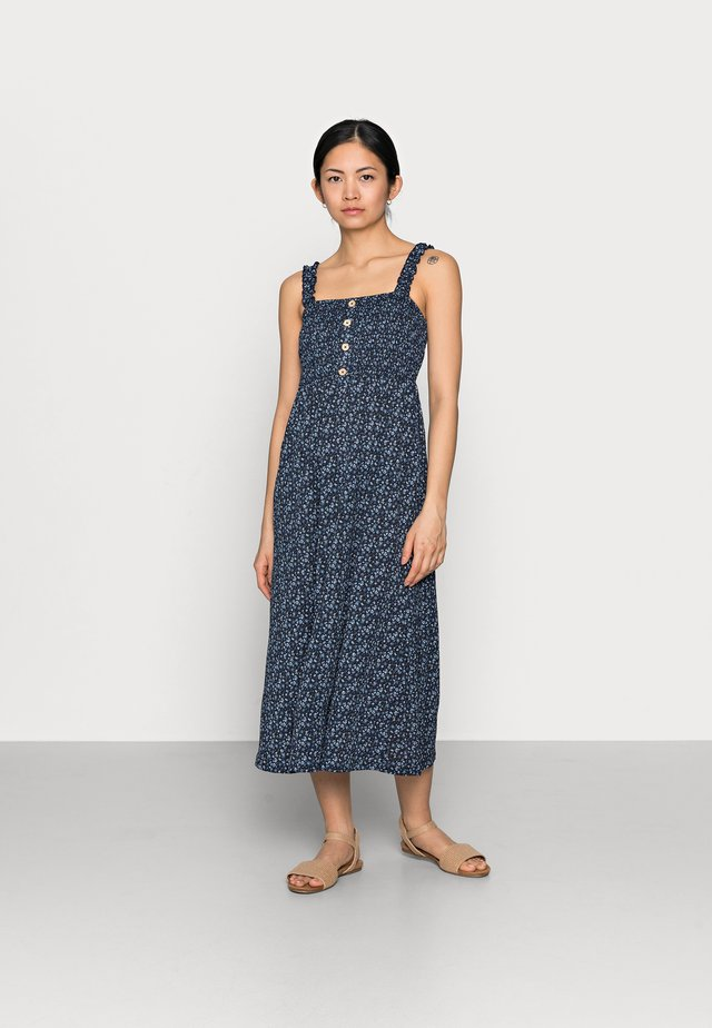 ONLPELLA DRESS  - Day dress - night sky/route ditsy