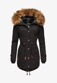 Marikoo - VIVA  - Winter coat - black - 0