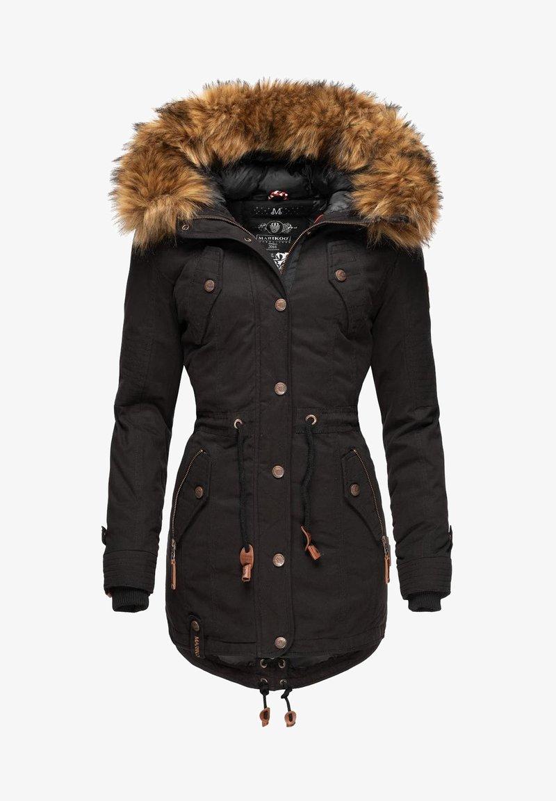 Marikoo - VIVA  - Winter coat - black