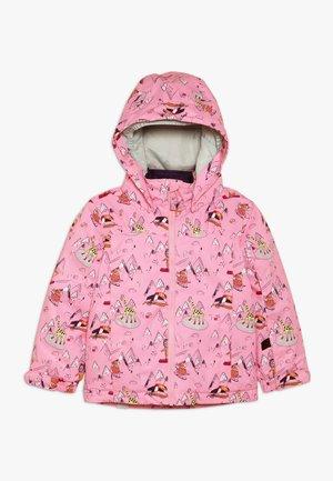 MINI JETTY  - Snowboard jacket - prism pink snow trip