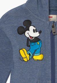 Levi's® - PLAY ALL DAY DISNEY MICKEY MOUSE BABY - Jumpsuit - navy heather - 4
