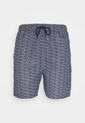 CAVE POINT - Shorts - dark blue