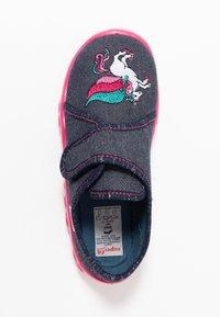 Superfit - BONNY - Domácí obuv - blau - 1