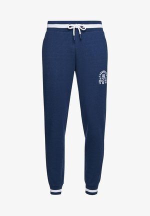 Tracksuit bottoms - richest navy