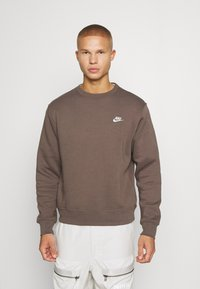 Nike Sportswear - CLUB CREW - Sweatshirt - ironstone - 0