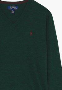 Polo Ralph Lauren - Svetr - forest green heather - 3