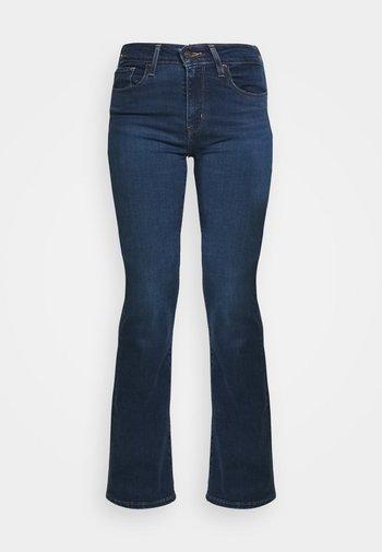 725 HIGH RISE BOOTCUT - Jeans bootcut - bogota shake