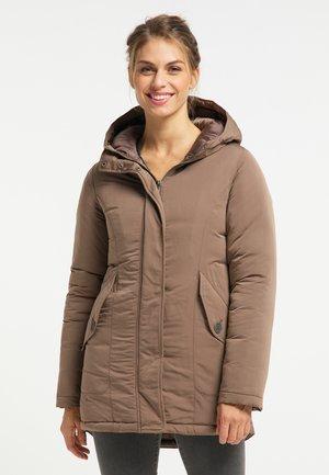 Płaszcz zimowy - schlamm