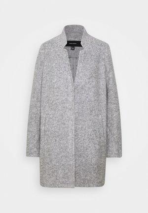 VMBRUSHEDKATRINE JACKET - Short coat - light grey melange