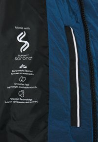 Calvin Klein - CRINKLE  - Winter jacket - blue - 3