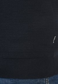 Solid - CEZAR - Cardigan - insignia blue - 5