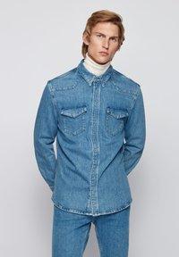 BOSS - NIKOLA - Shirt - blue - 0