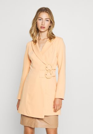 JESSIE DRESS - Short coat - orange