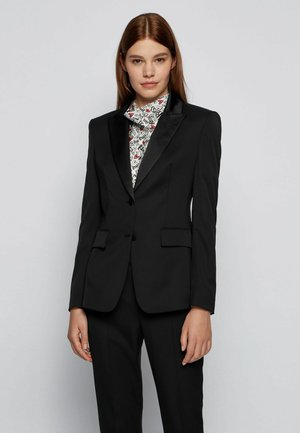 JANUFARA - Blazer - black