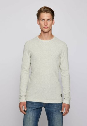 TEMPEST - Long sleeved top - natural