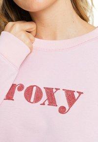 Roxy - BREAK AWAY CREW - Sweatshirt - pink mist - 4