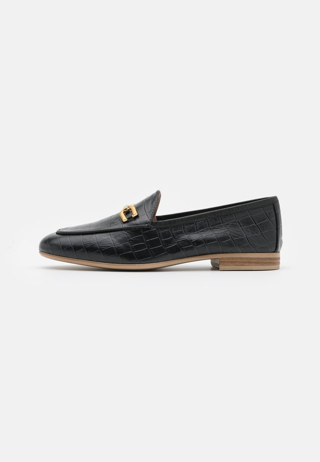 DALCY - Mocassins - black