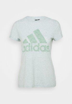 WINNERS TEE - T-Shirt print - mint