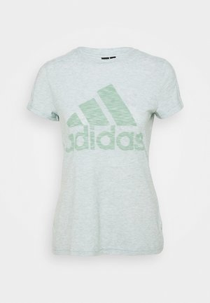 WINNERS TEE - T-shirt imprimé - mint