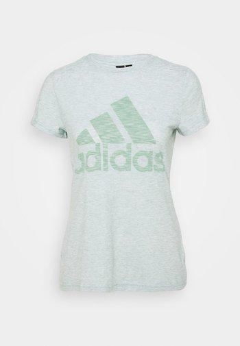 WINNERS TEE - Print T-shirt - mint