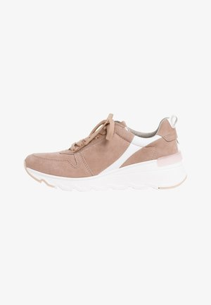 Trainers - dusty rose