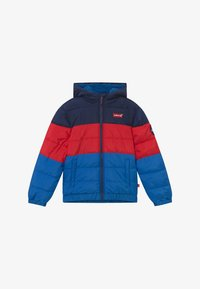 Levi's® - COLORBLOCK PUFFER - Winter jacket - prince blue - 2