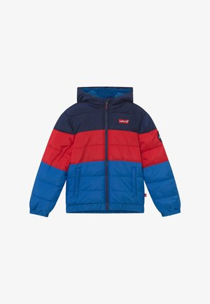 COLORBLOCK PUFFER - Winter jacket - prince blue
