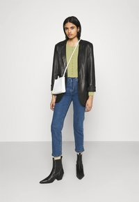 Monki - Cardigan - olive green - 1