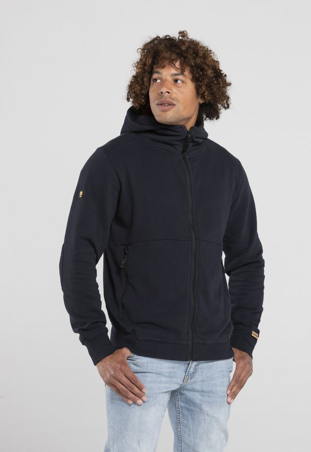 LIMITED TO 360 - veste en sweat zippée - navy