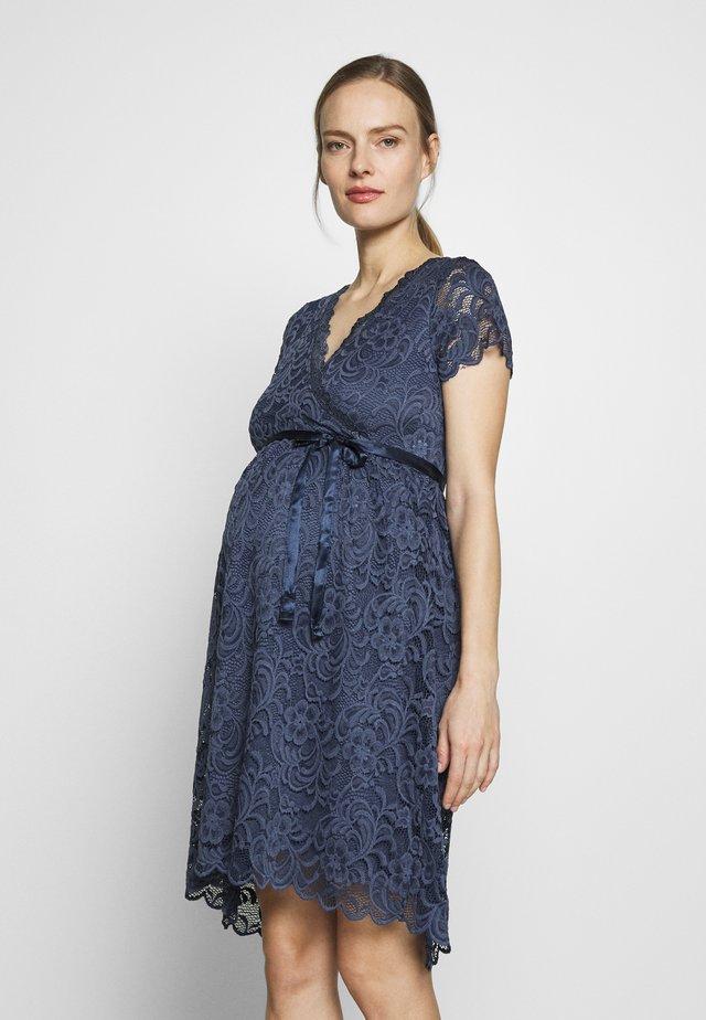 MLMIVANE TESS DRESS - Cocktailkjole - blue indigo