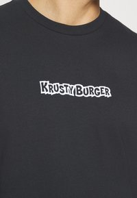 adidas Originals - THE SIMPSONS KRUSTY BURGER - Långärmad tröja - black - 4