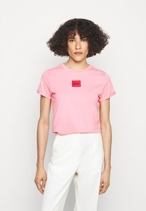 THE SLIM TEE REDLABEL - Print T-shirt - bright pink