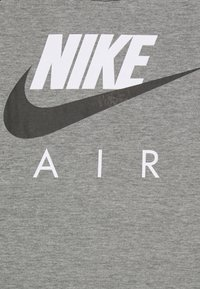 Nike Sportswear - AIR RAGLAN - Langærmede T-shirts - carbon heather/black - 2