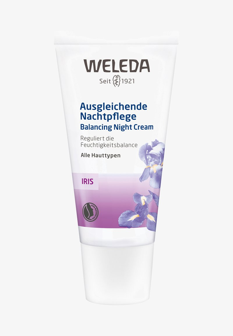 Weleda - IRIS BALANCING NIGHT CREAM - Soin de nuit - -