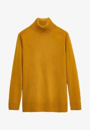 Jumper - mustard yellow
