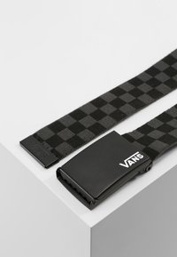 Vans - DEPPSTER BELT - Belt - black/charcoal - 2