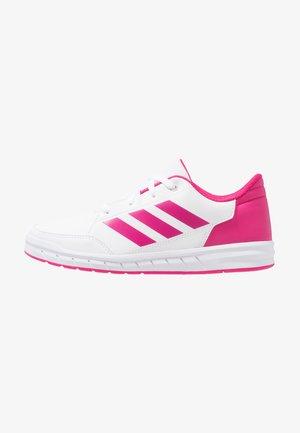 ALTASPORT - Sports shoes - footwear white/real magenta